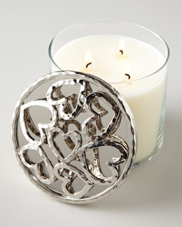 Michael Aram Heart Candle