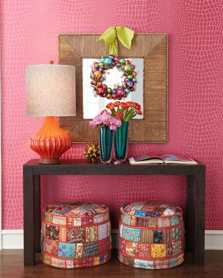 Tangerine Fairfax Table Lamp