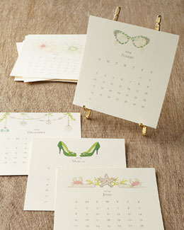 Karen Adams Design 2014 Calender Gift Box
