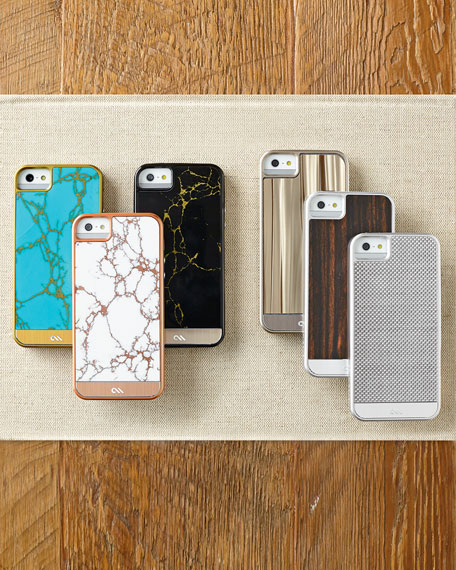Crafted Gems iPhone 5/5s Case