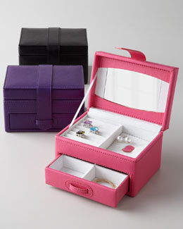 NM EXCLUSIVE Rectangular Jewelry Box
