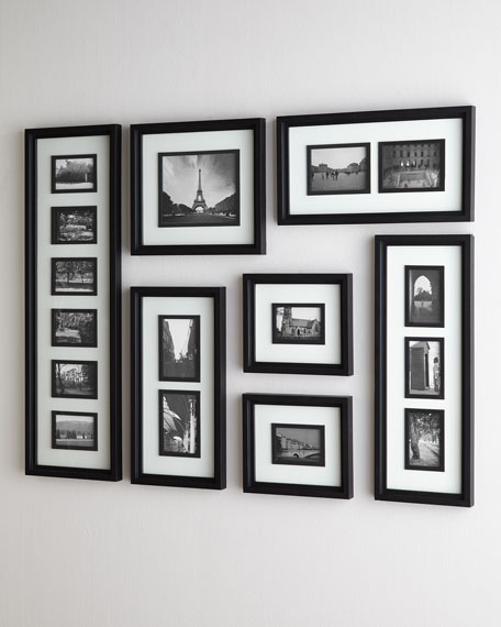 Black & White Collage Frame