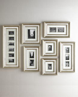 Mirrored Collage Frame Gallery