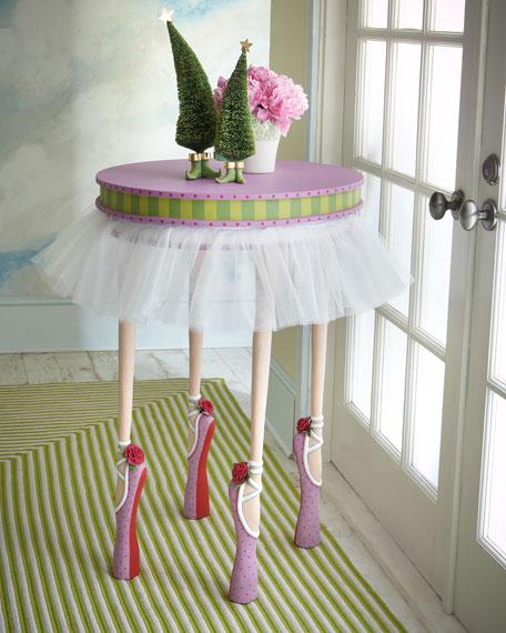 Ballet Dancer Table