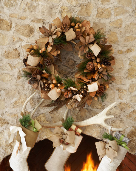 "28"" Natural Wreath"