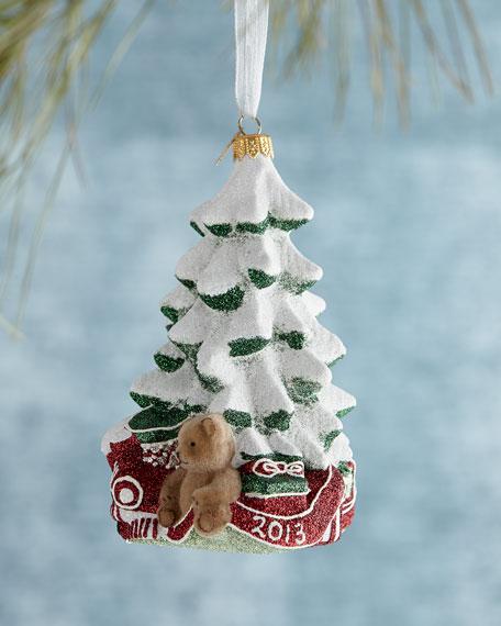 2013 Christmas Tree Ornament