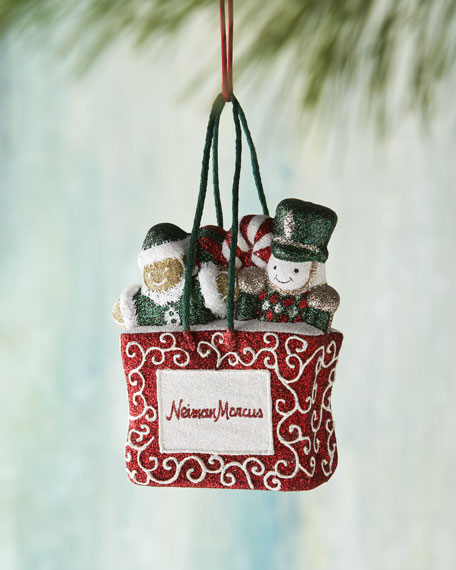 NM Christmas Loot Christmas Ornament