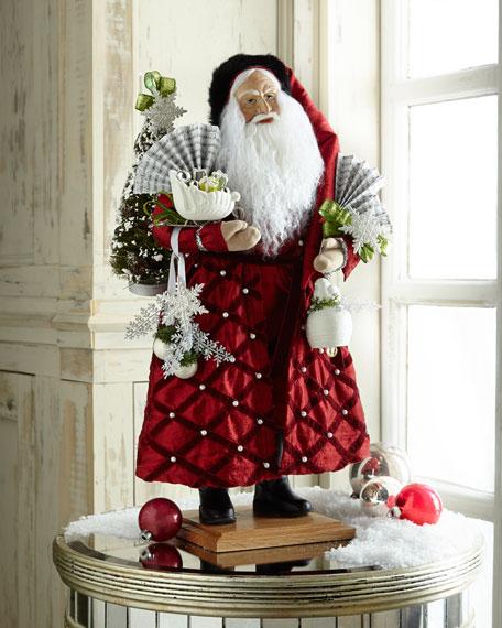 Winter Festivities Santa