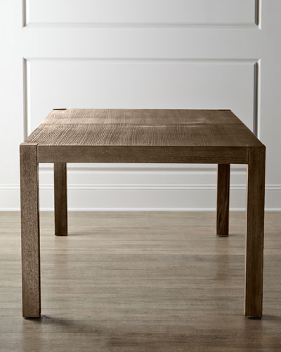 NM EXCLUSIVE Karington Ash Dining Table
