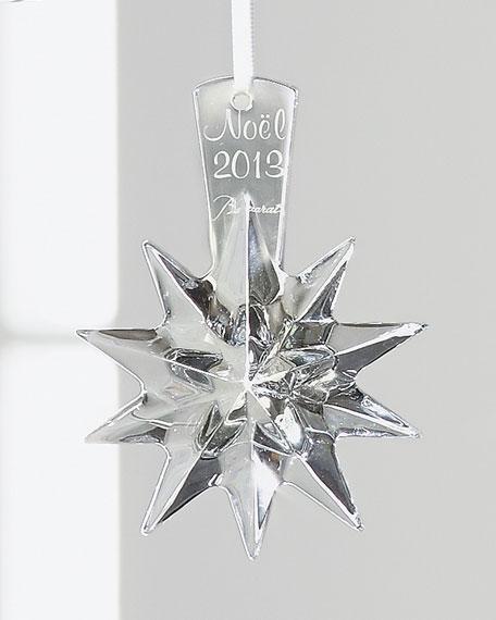2013 Annual Ornament