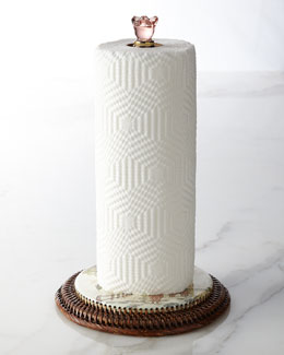 MacKenzie-Childs Aurora Paper Towel Holder