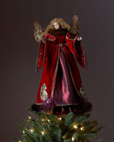 Bolshoi Angel Christmas Tree Topper