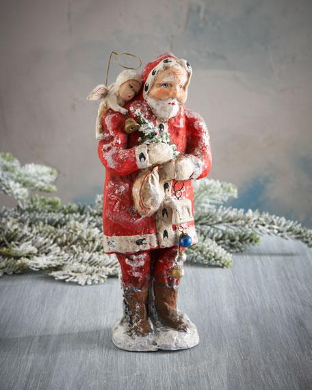 Debbee Thibault Good Tidings Santa