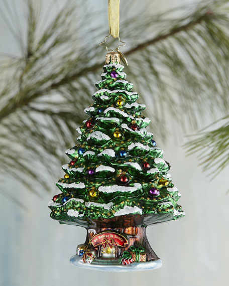 Home Spruce Home Christmas Ornament