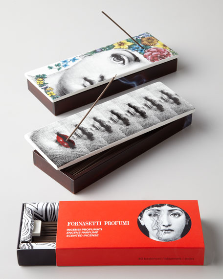 FORNASETTI INCENSE BOX