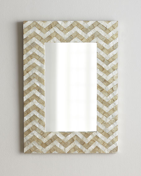 Kingston Chevron Mirror