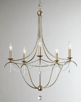 Crystorama Simple Elegance Chandelier