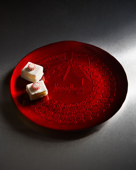 2013 Annual Glass Platter