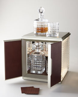 Waterford Crystal London Desktop Bar