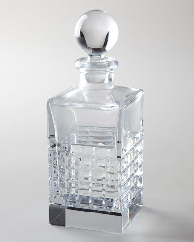 Waterford Crystal London Square Decanter