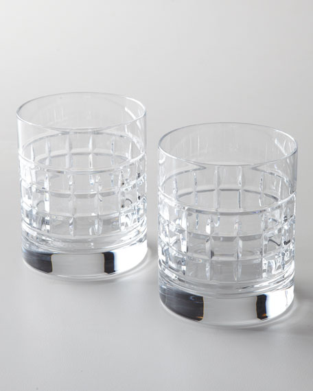 London Double Old-Fashioneds, Set of 2