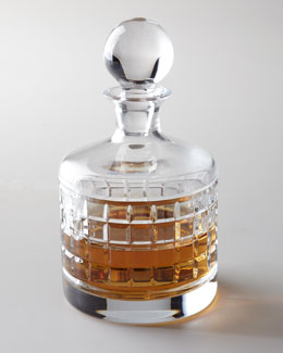 Waterford Crystal London Round Decanter