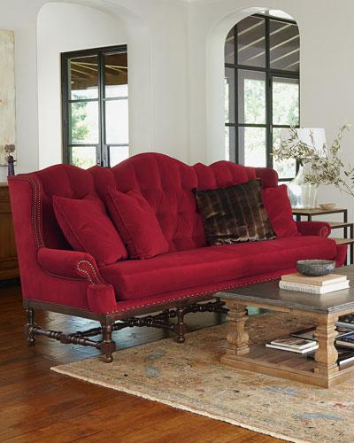 Massoud Branson Sofa