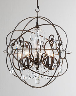 Crystorama Solaris Chandelier