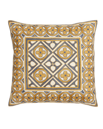 Regal Embroidered PIllow