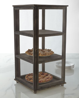 Park Hill Collections Window Screen Pie Safe