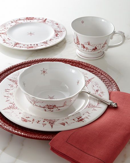 Country Estate Winter Frolic Comfort Cup