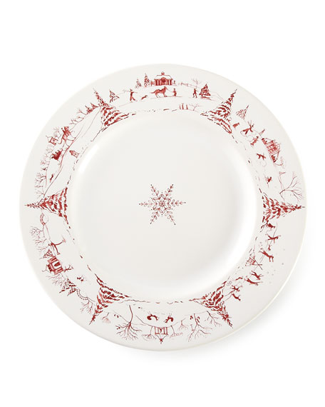 Country Estate Winter Frolic Dinner Plate  sc 1 st  Neiman Marcus & Juliska Country Estate Winter Frolic Dinner Plate | Neiman Marcus