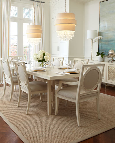 bernhardt leslie dining room furniture
