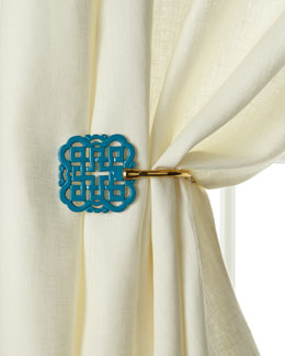 Dynasty Curtain Holdback