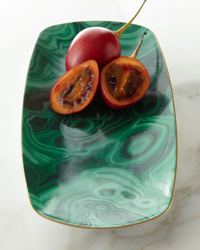 Medium Malachite Tray
