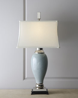 """Frozen Water"" Table Lamp"