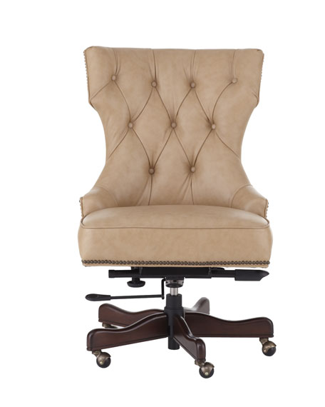Solomon Leather Office Chair