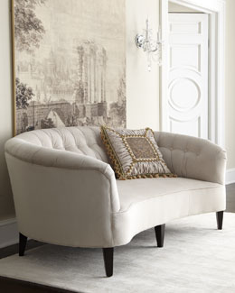 "NM EXCLUSIVE ""Anastacia Pearl"" Sofa"