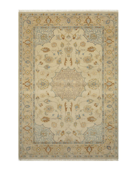 "Cottage Granary Rug, 5'6"" x 8'6"""