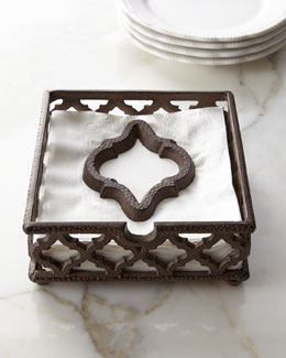 GG Collection Ogee-G Napkin Holder