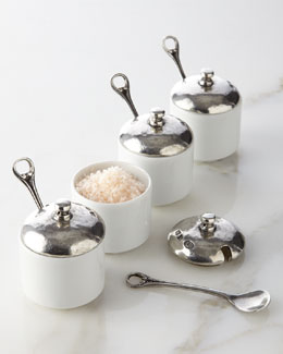 Valpeltro S/4 SALT CELLARS