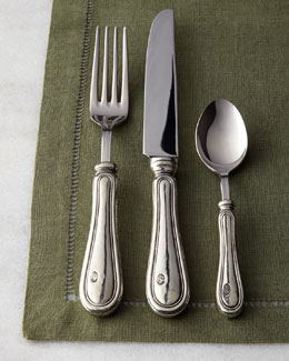 ValPeltro Five-Piece Verona Flatware Place Setting