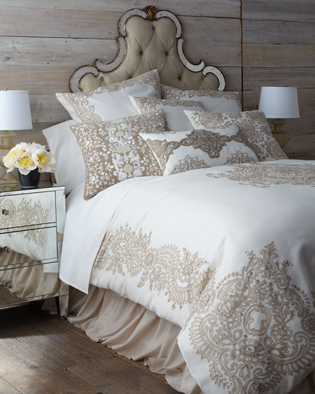 Callisto Home Avalon Bedding & Matching Items