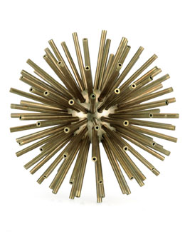 Kelly Wearstler Brass Kaleidoscope