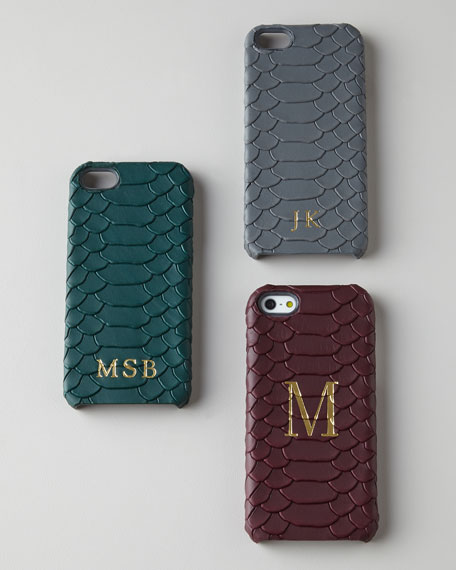 iPhone 5 Hard-Shell Case, Personalized