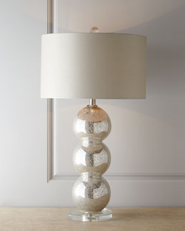 Regina-Andrew Design Moderne Glass Lamp