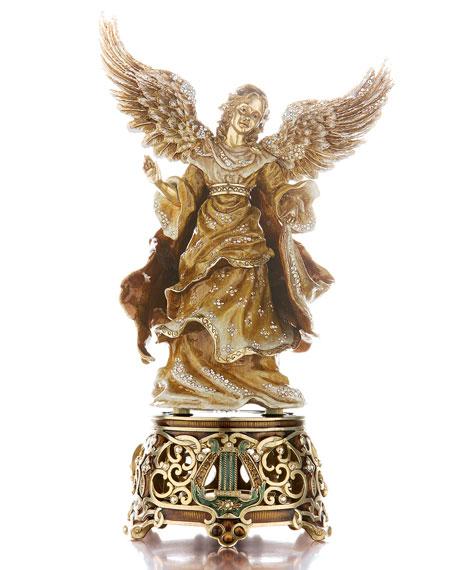 Musical Angel Figurine