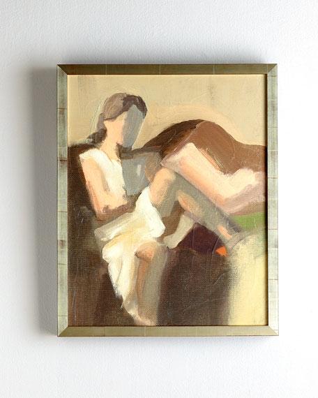 Reclining Figure Giclee