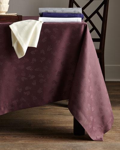 Fan Flower Tablecloth, 70