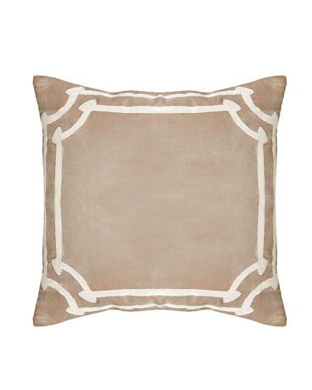 Neimanmarcus Angie Square Pillow